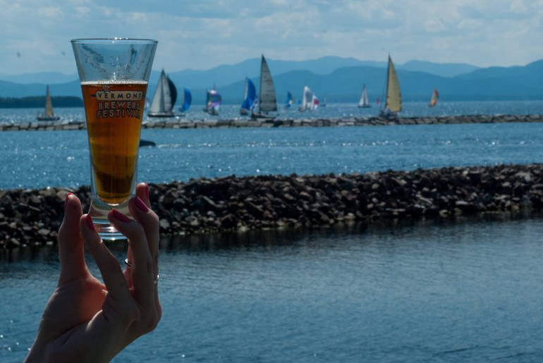 Vermont Brewers Festival: July 17 - July 18