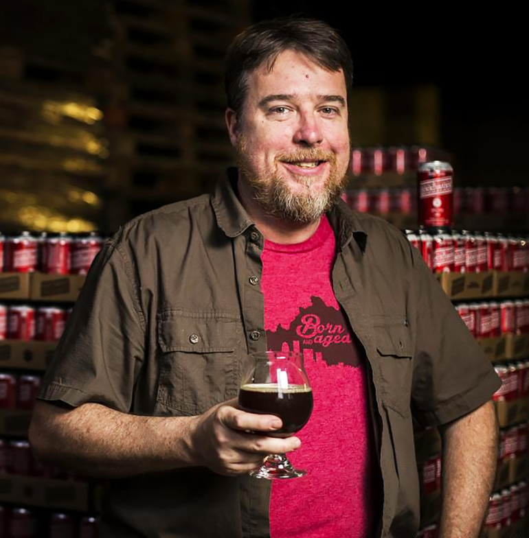 Goodwood Brewing Co. COO & Brewmaster Joel Halbleib Talks Goodwood Bourbon Barrel Stout