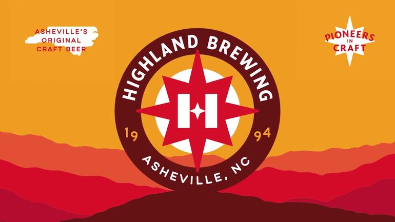 Highland Brewing Co. Rebrand