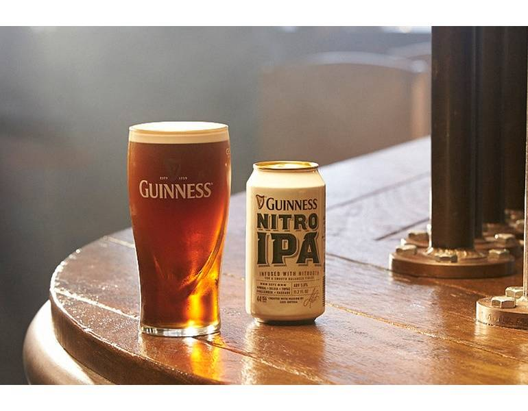 FEATURES – Guinness's New IPA