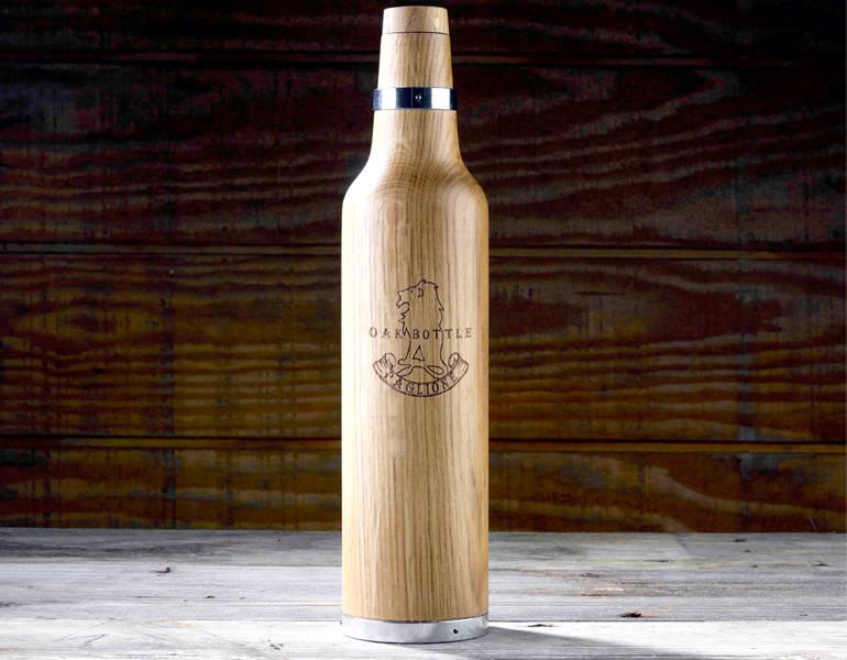BEER LOVER'S GIFT GUIDE –  Paglione Oak Bottle