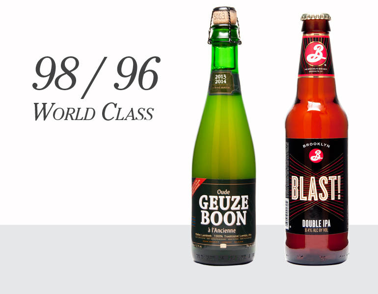 BEER REVIEW - World Class, Exceptional and More