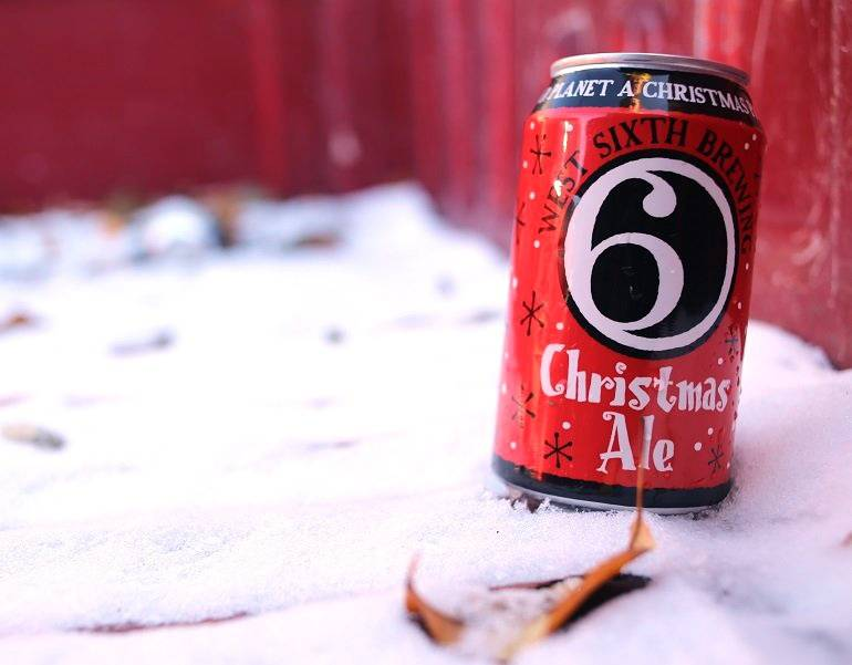 FEATURES – Secret Sláinte: Craft Beer for Christmas