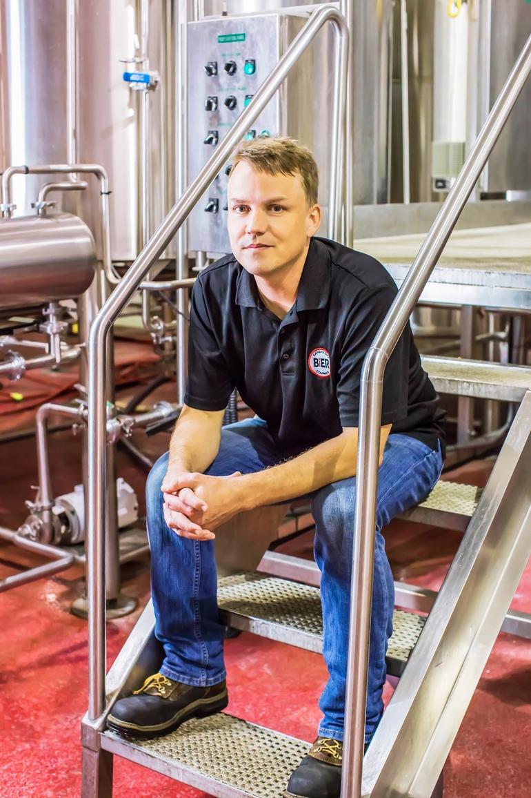 KC Bier Co. Head Brewer Karlton Graham Talks KC Bier Co. Hefeweizen