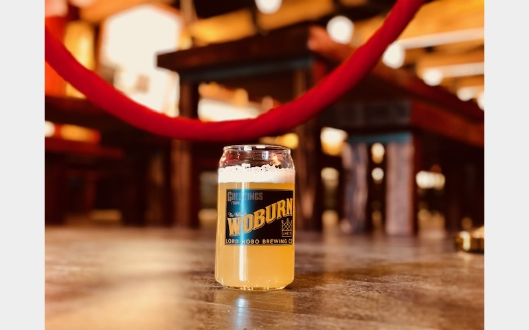 Lord Hobo Brewing Co. Opens Renovated Taproom