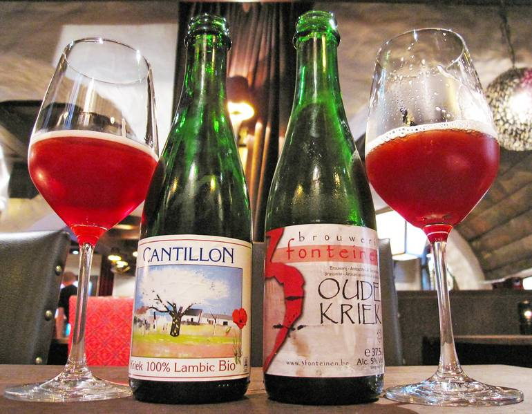The Difference of Sour and Wild Ale