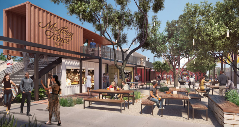 Modern Times Leisuretown to Open in Anaheim, Joins 21 Active or In-Planning Breweries in the City