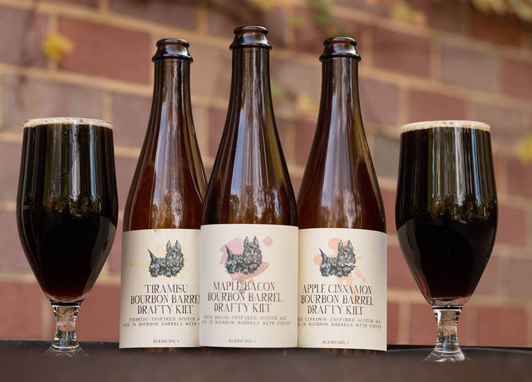Monday Night Brewing Debuts Four Special Editions of Drafty Kilt