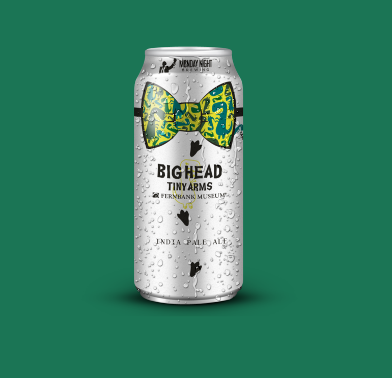 Monday Night Brewing Partners with Fernbank Museum for New IPA