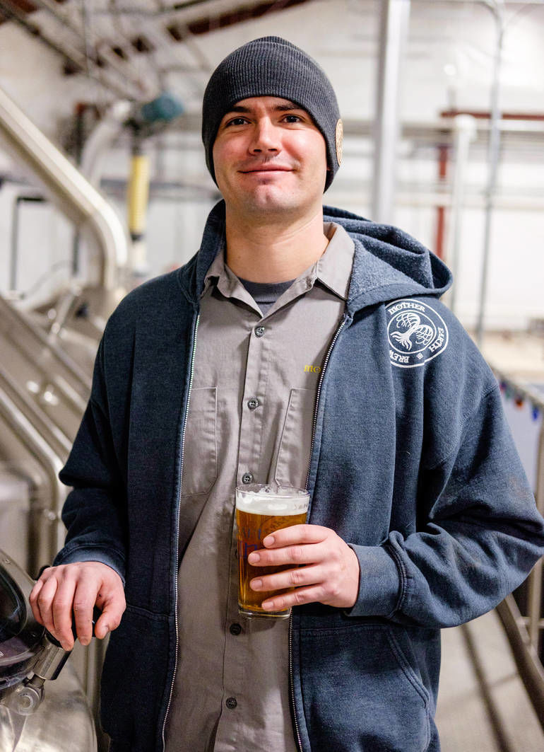 Mother Earth Brew Co. Head Brewer Chris Baker Talks Four Seasons Autumn '18