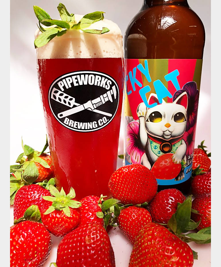 Pipeworks Brewing Co. Announces Two Cat-Themed Beers