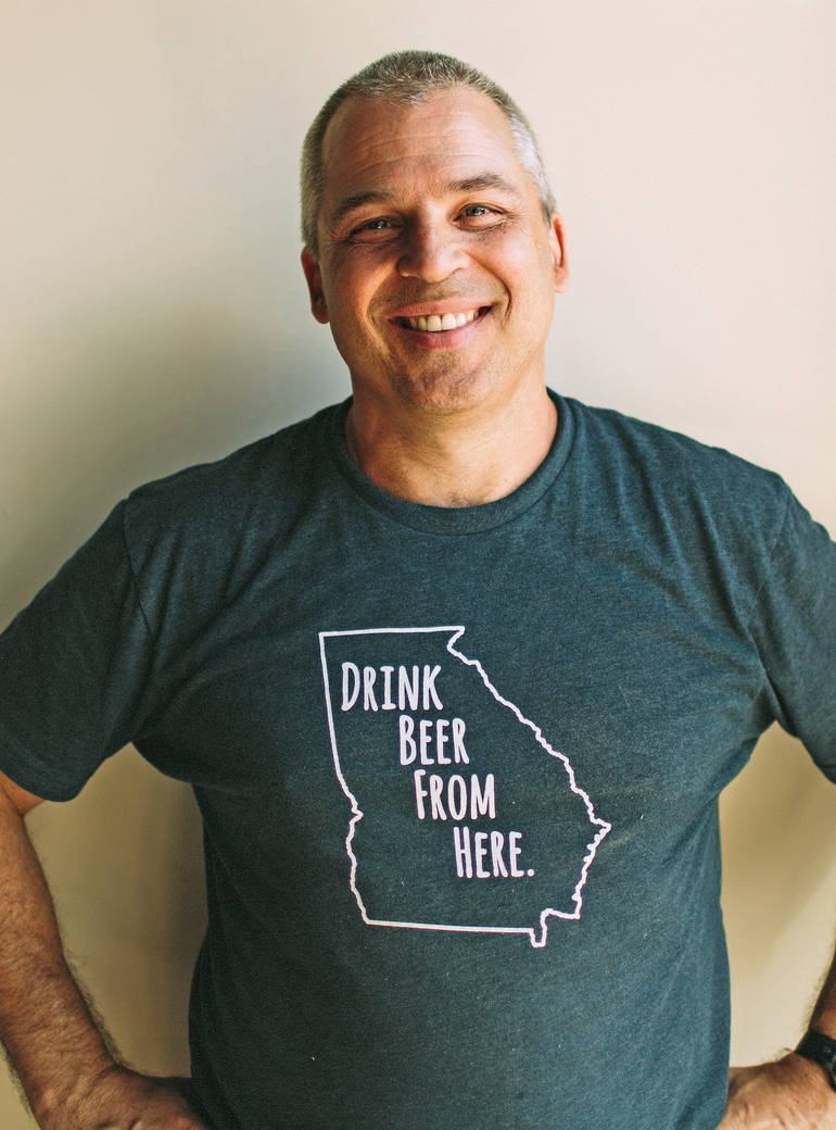 Nick Downs, brewmaster & co-founder of Reformation Brewery