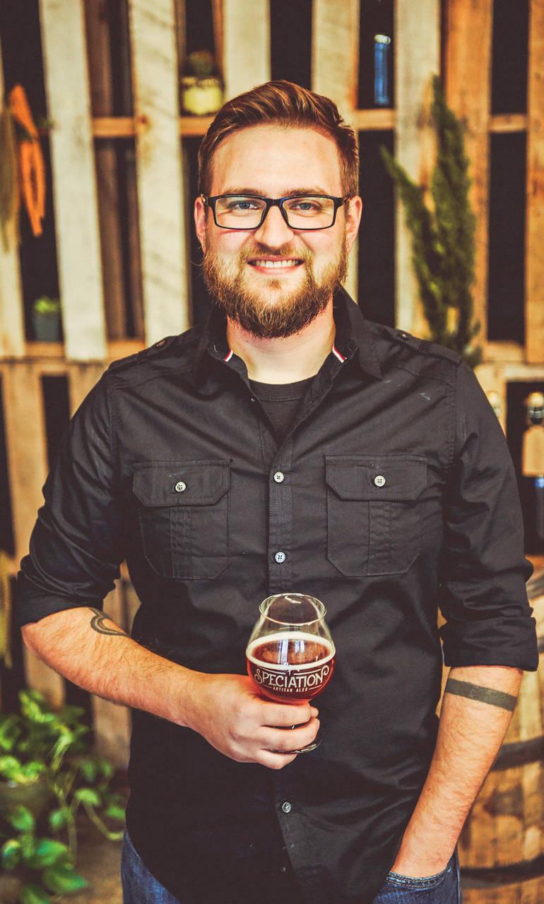 Speciation Artisan Ales Owner Mitch Ermatinger Talks Wine Barrel-Aged Magic Trait