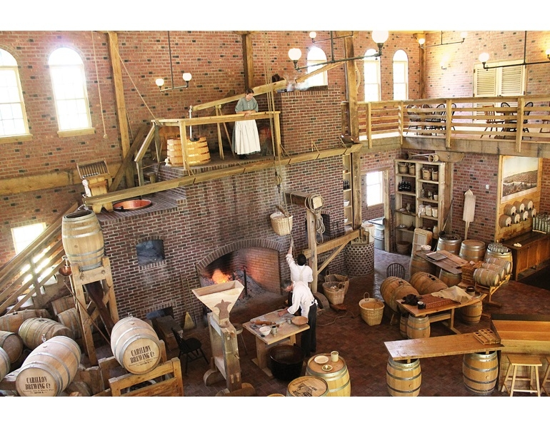 FOOD AND TRAVEL – Carillon Brewery Tour