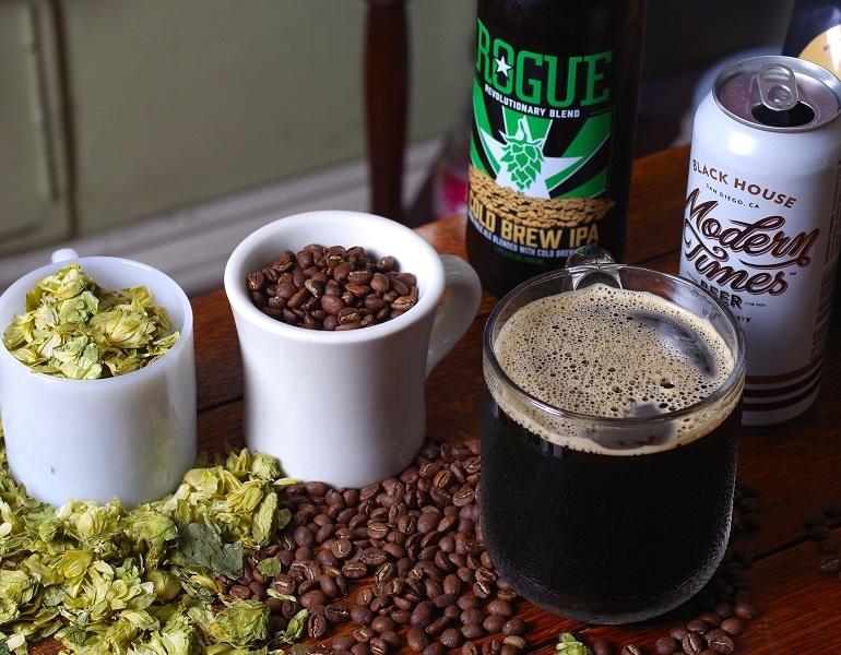 FIRST RUNNINGS – The Brews Brothers: Coffee and Beer (Photo Credit: Greg Nagel)
