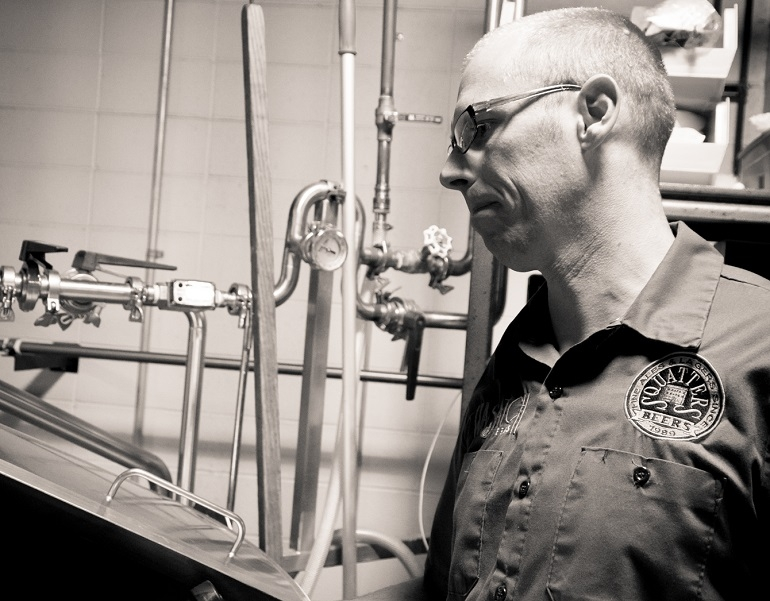 FIRST RUNNINGS – Brewing With: Jon Lee of Wasatch Brewery and Squatters Craft Beers