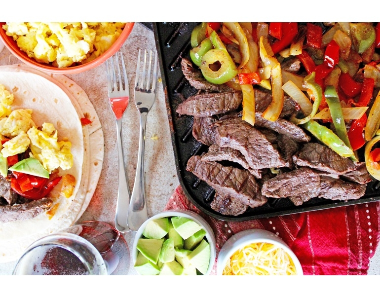 FOOD AND TRAVEL – Tex-Mex Beer Brunch (Photo Credit: Sherry Dryja)