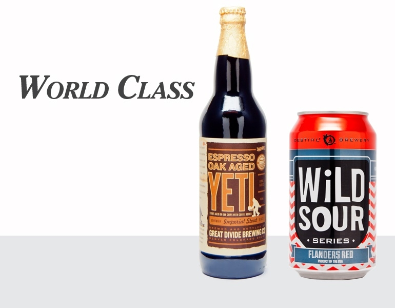 BEER REVIEW – World Class, Exceptional and more