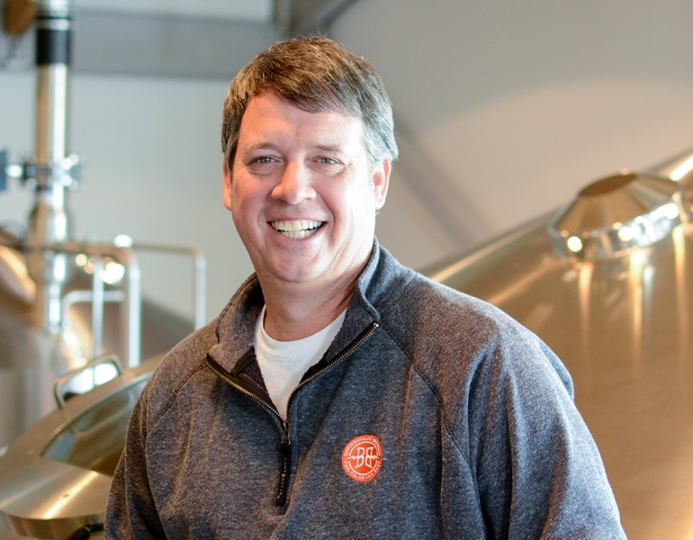 FEATURES – Breckenridge Brewery's Todd Usry