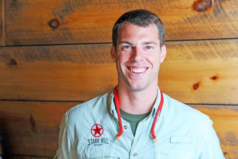 Starr Hill Brewmaster Robbie O'Cain Talks Amber Ale