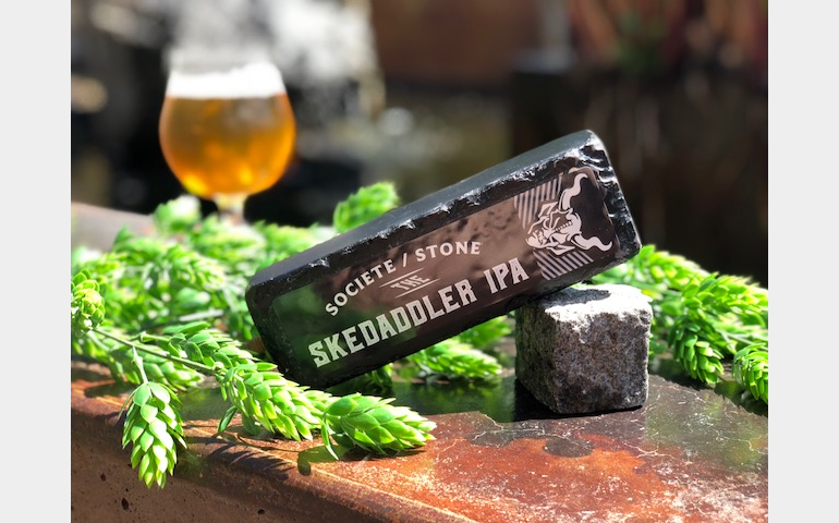 Stone Brewing Debuts New Draft-Only Collaboration with Societe Brewing
