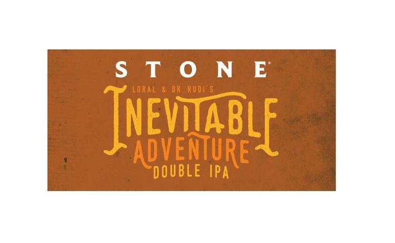 Stone Brewing Inevitable Adventure Double IPA