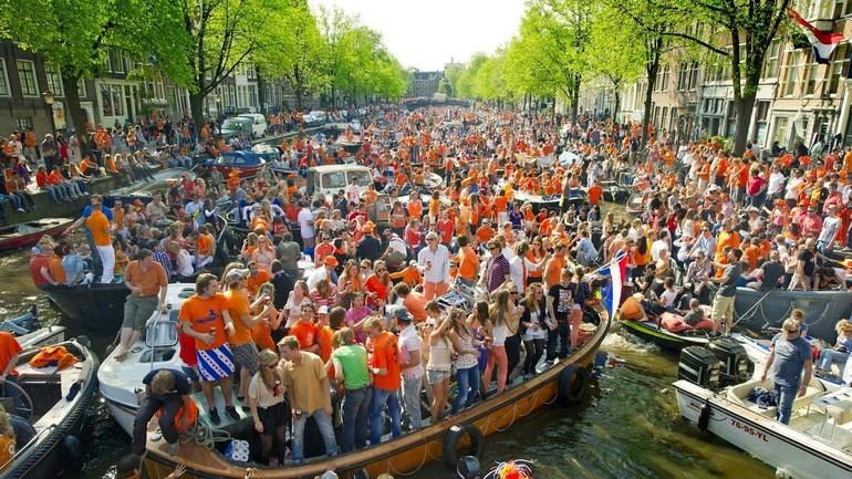 Trappist Brewery Koningshoeven Celebrates King's Day on April 27