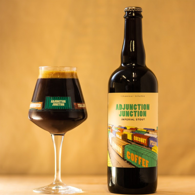 Trillium Brewing Co. Debuts Adjunction Junction Imperial Stout