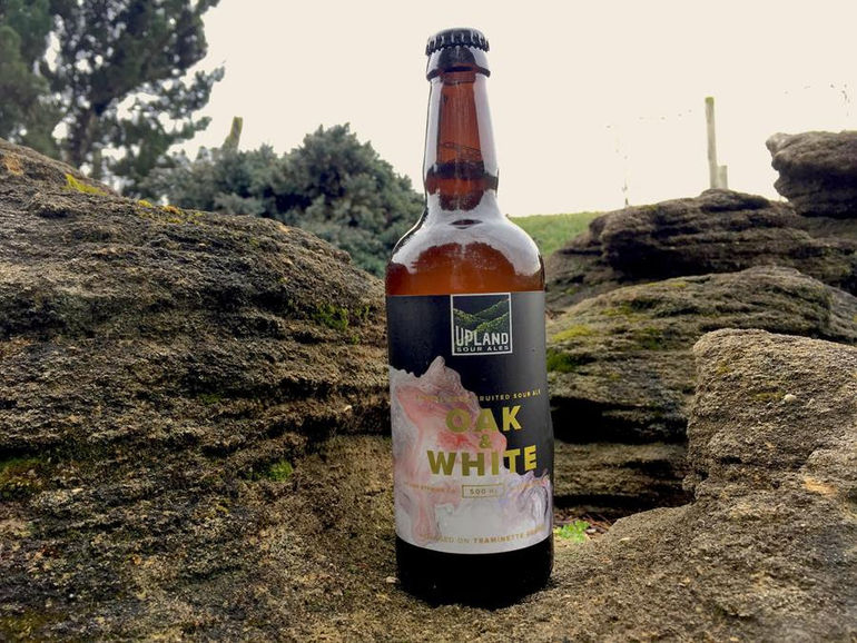 Upland Brewing's Sour Ales Now Available in Colorado