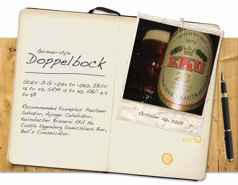 What is Doppelbock?