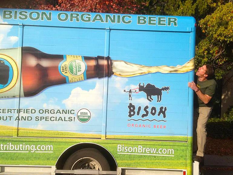 Organic Beer: The Natural Choice