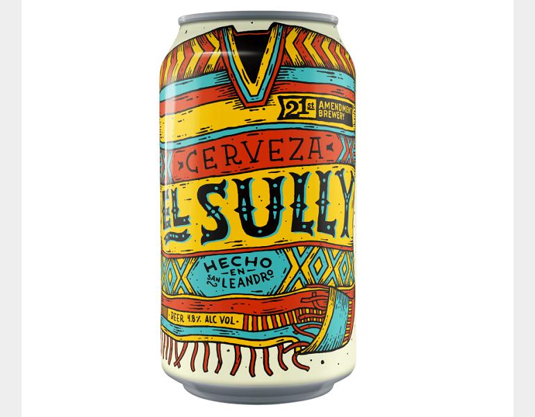 El Sully by 21st Amendment Brewery