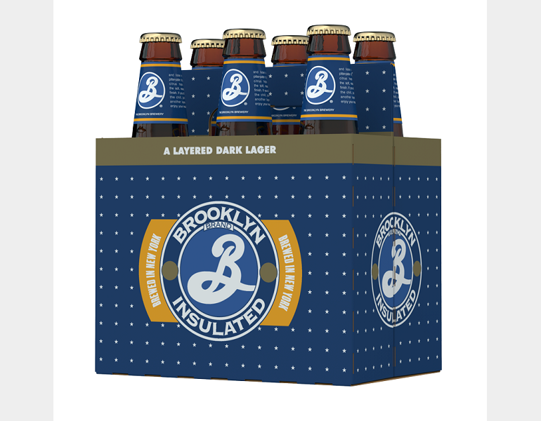 Insulated Lager by Brooklyn Brewery