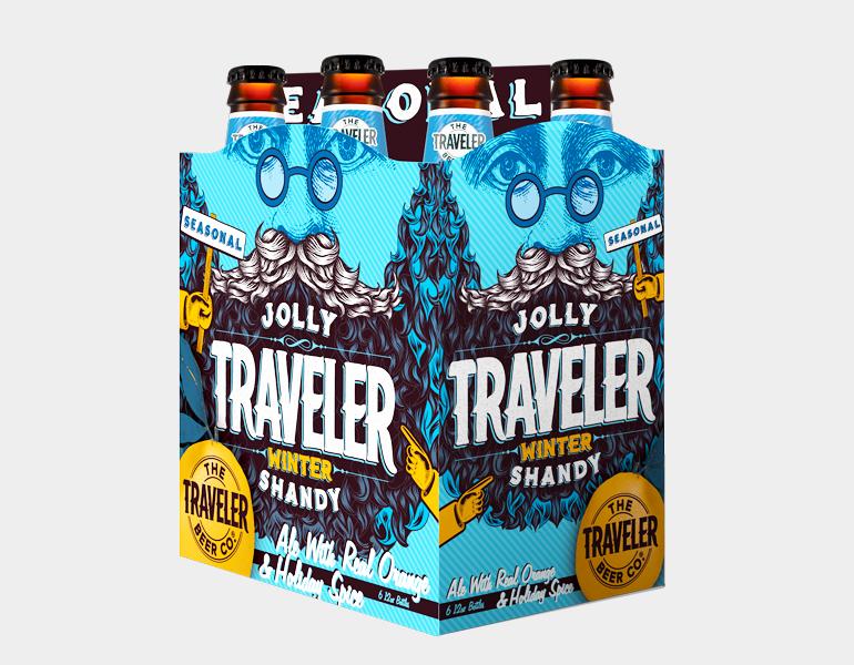 Jolly Traveler by Traveler Beer Co.