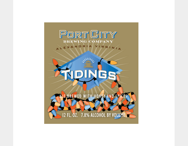 Tidings by Port City Brewing Co.