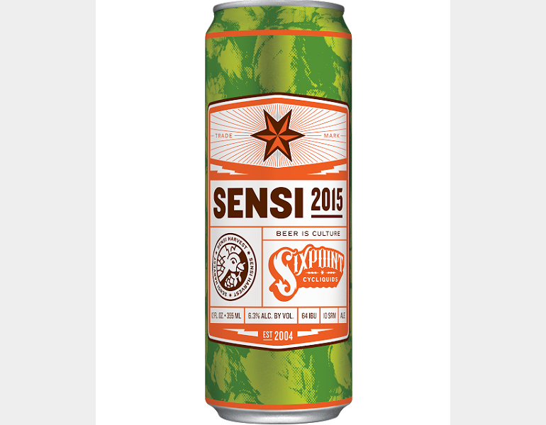 Sensi 2015 by Sixpoint Brewery