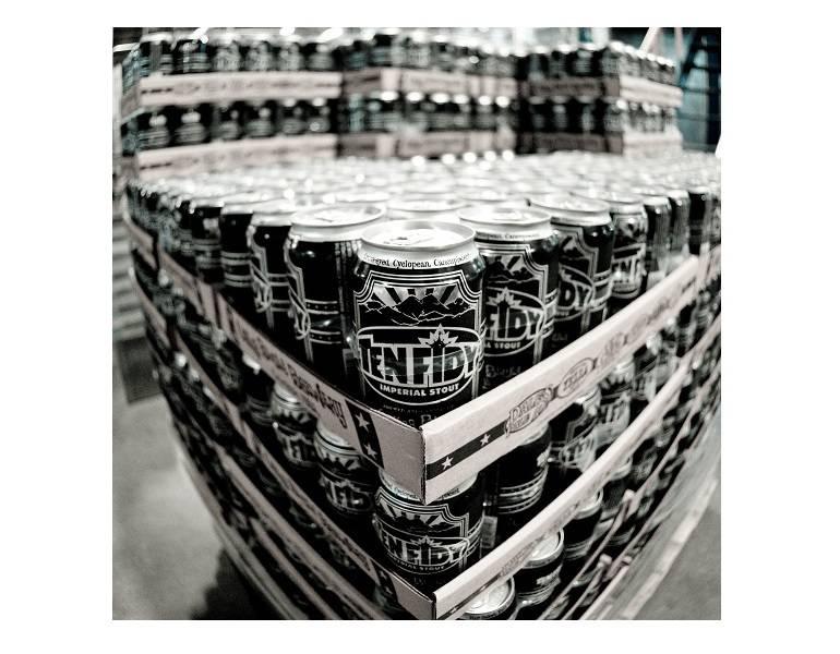 Ten Fidy by Oskar Blues Brewery