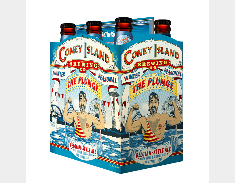 The Plunge by Coney Island Brewing Co.