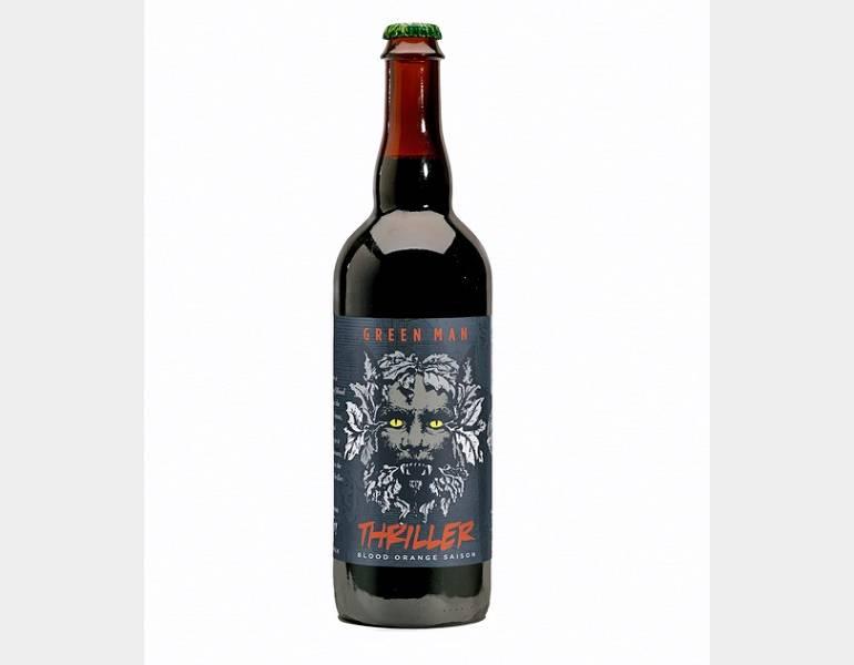 Thriller by Green Man Brewery