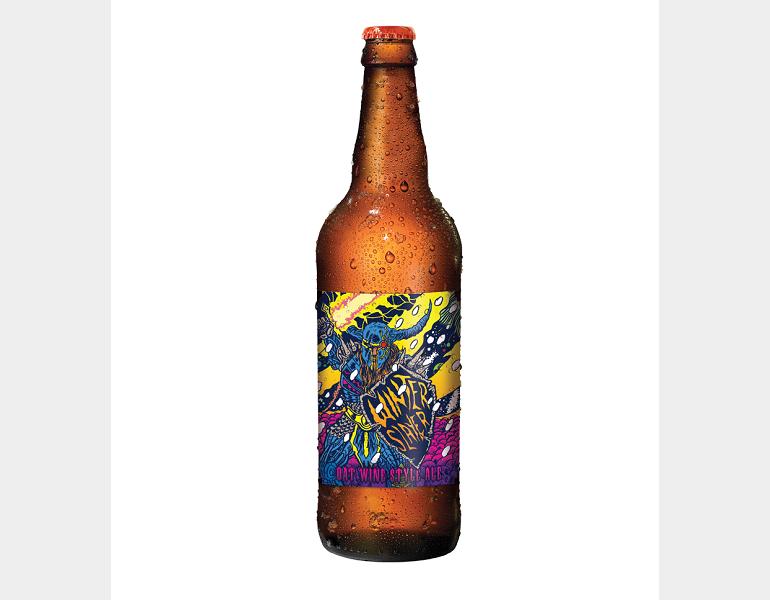 Winter Slayer by Arcade Brewery