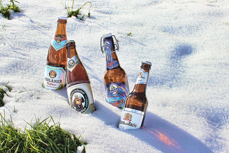 Wnter Beer Style Recommendations