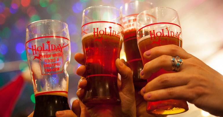 24th Annual Portland Holiday Ale Festival Details Announced