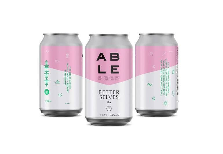 Able Seedhouse and Brewery Unveils Better Selves IPA
