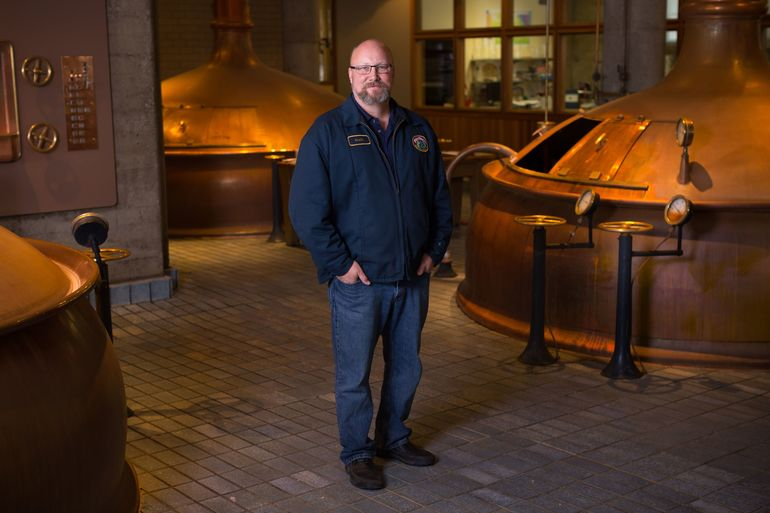 Anchor Brewing Co. Brewmaster Scott Ungermann Talks Brewers' Pale Ale Galaxy Hop Blend