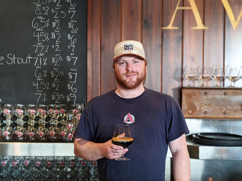 Avery Brewing Co. Special Projects Brewer Colin Quinn Talks Double Barreled Maple Stout