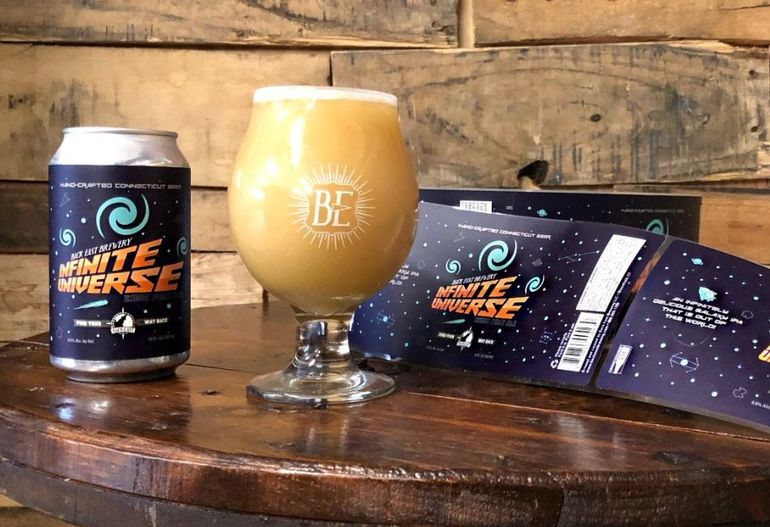 Back East Brewing Co. Debuts Infinite Universe, Brewery's First New IPA in Two Years