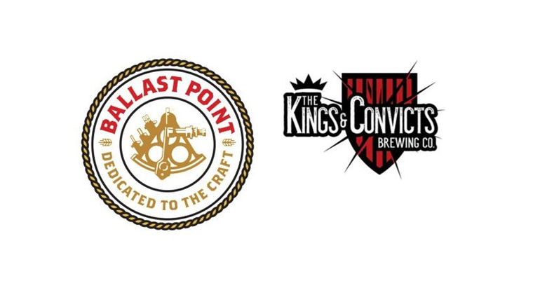Ballast Point Purchased by Kings & Convicts Brewing Co.
