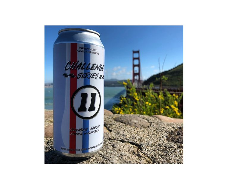 Bear Republic Brewing Co. Debuts Challenge Series #11 Double Brut IPA