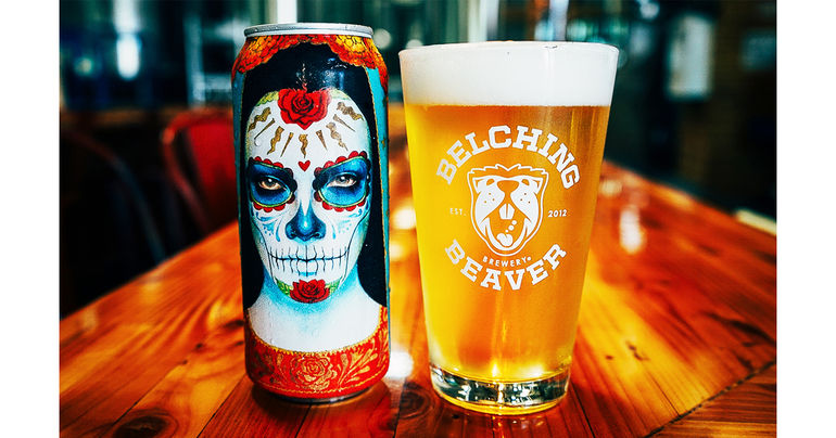 Belching Beaver Brewery Collaborates with Deftones on Mexican-Style Lager