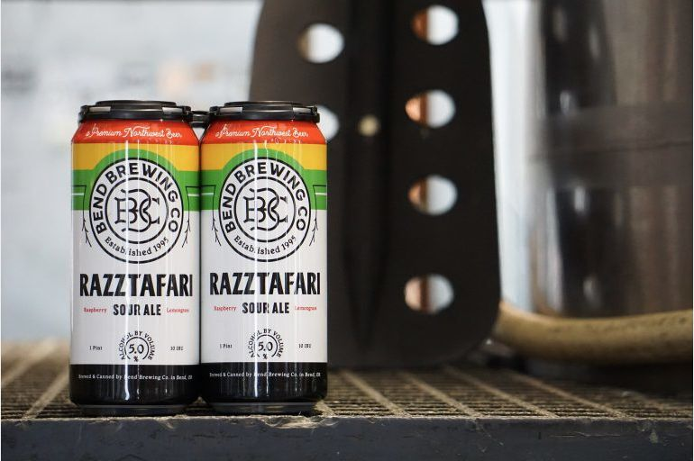 Bend Brewing Co. Debuts Razztafari Sour Ale